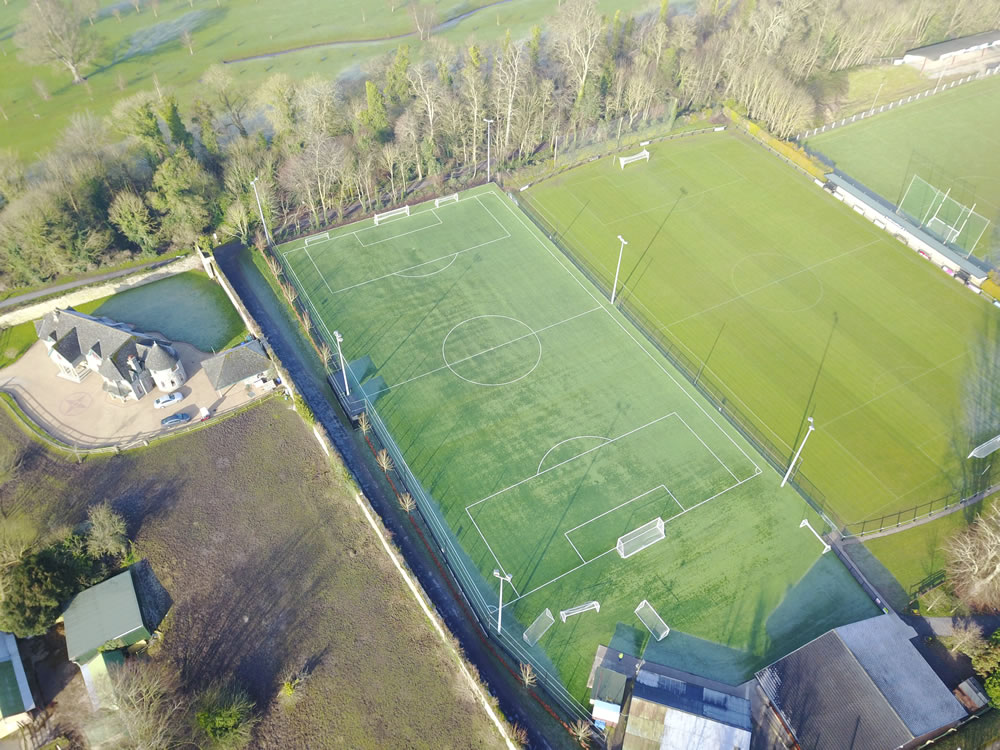 Cahir Park AFC astro pitch
