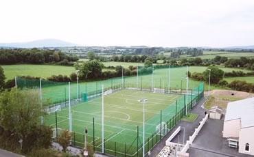 Rathgormack astro turf multi-sport pitch