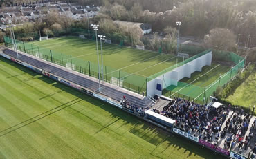 Sarsfields Hurling Club artificial grass facility