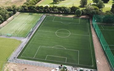 St Ita's AFC artificial grass soccer pitch