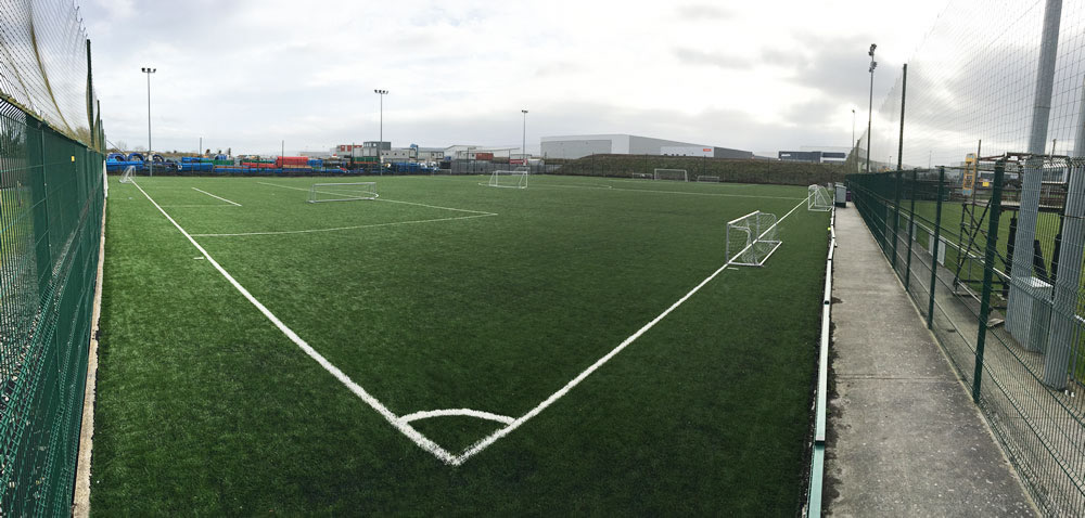 Peamount United 3G pitch