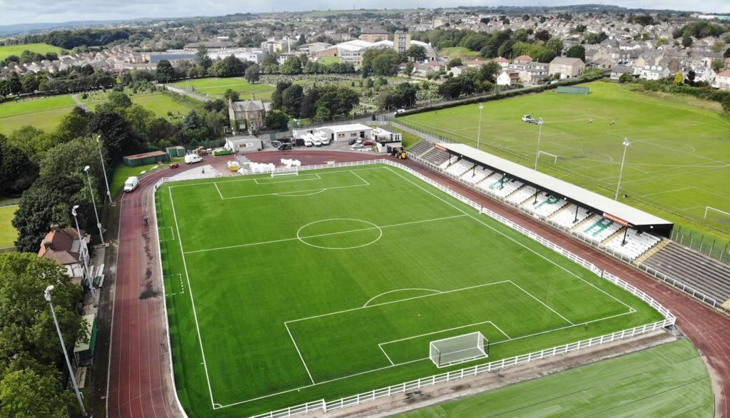 Bradford Park artificial turf pitch
