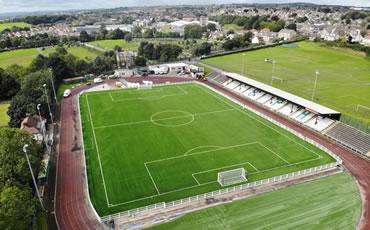 Bradford Park Avenue FC artificial grass pitch