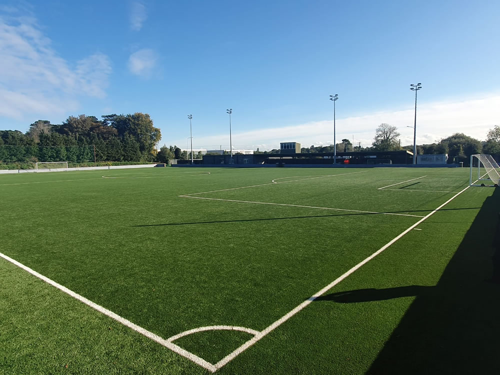 St Francis FC 4G pitch