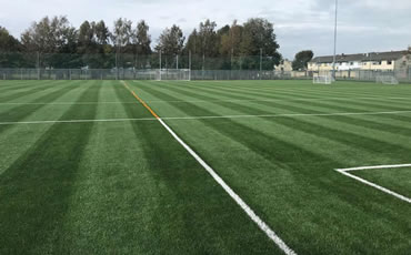 Wolfe Tones GAA all weather pitch