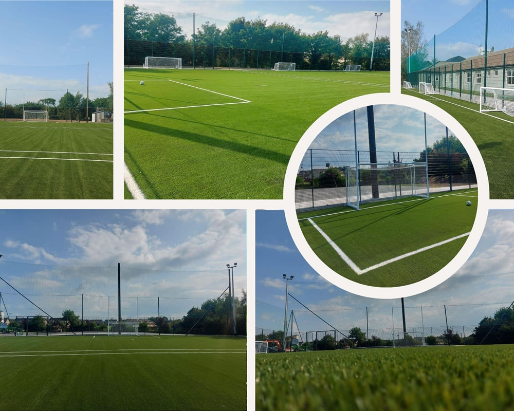 Firies NS 3G Artificial Grass Pitch
