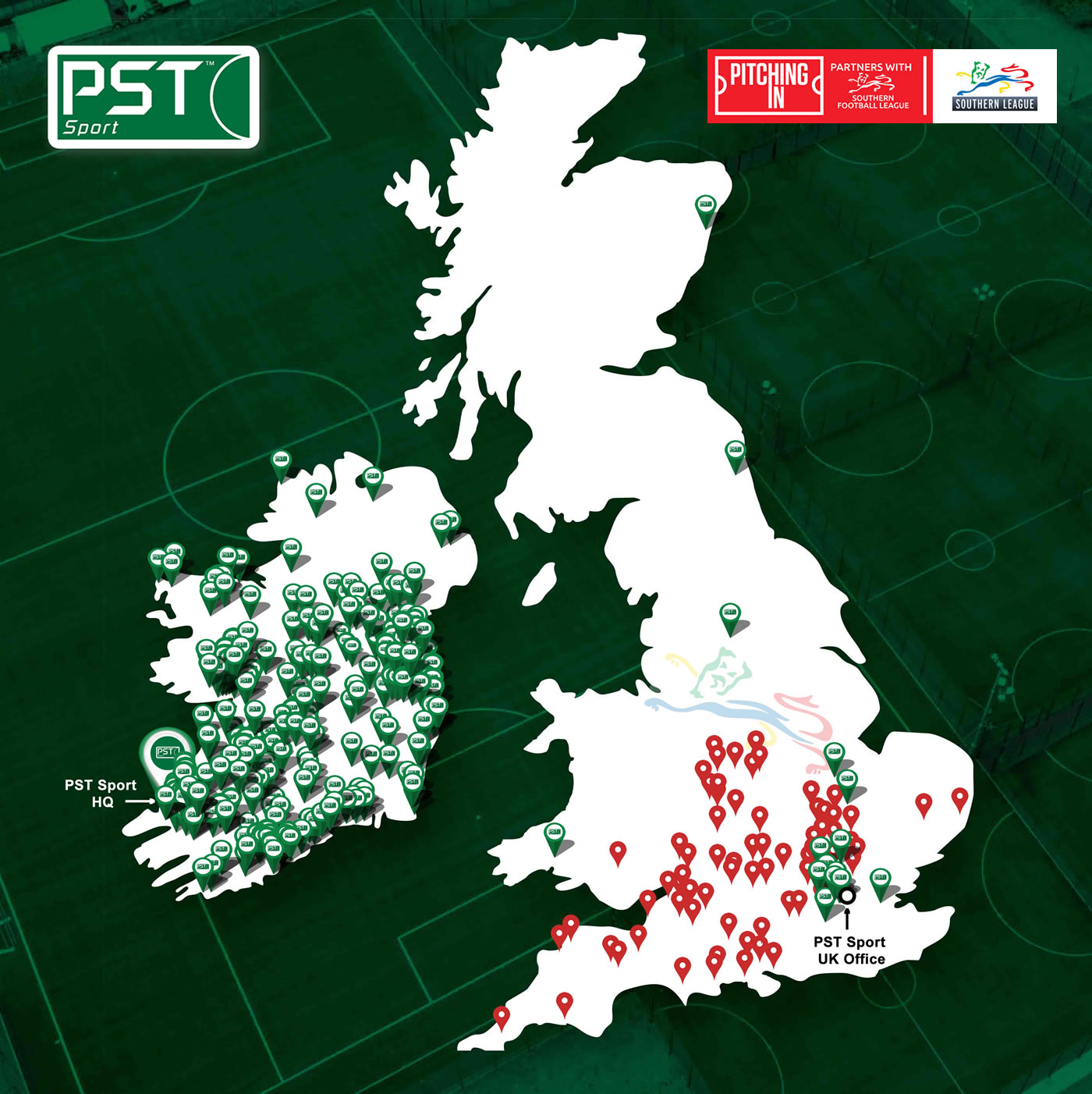 PST Sport sponsor The Southern Football League Club of The Month