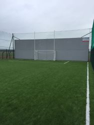 Artificial Grass Pitch & Hurling Wall at FON Ballymacoda
