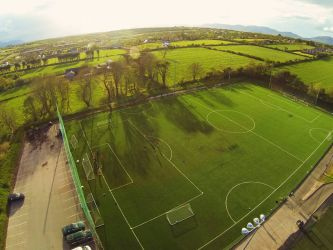 Artificial Grass Pitch at Intermediate School Killorglin