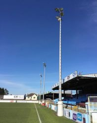 Floodlights - Drogheda United