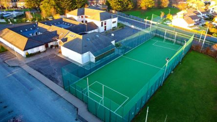 Gaelscoil Naomh Padraig- Synthetic Grass Pitch