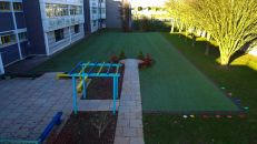 Holy Spirit National School Artificial Grass Pitch