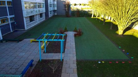 Holy Spirit National School Artificial Grass Pitch
