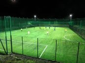 Artificial Grass Pitch in Letterfrack