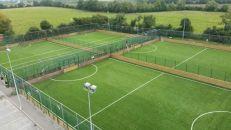 Meath & District League Artificial Grass Pitch