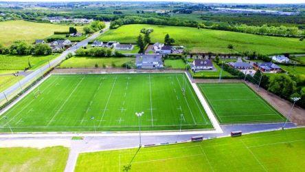 Mullingar RFC astro turf pitch