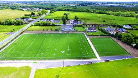 Mullingar RFC- Synthetic Grass Pitch