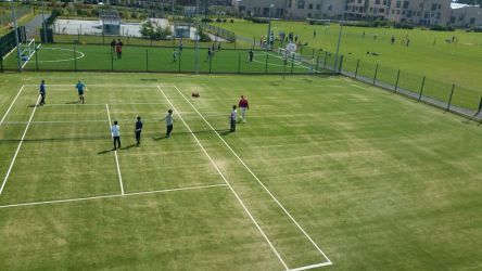 Multi Sport Pitch for Schools