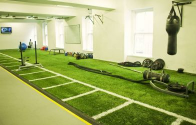 PST Sport Synthetic Grass for Gym Image 17
