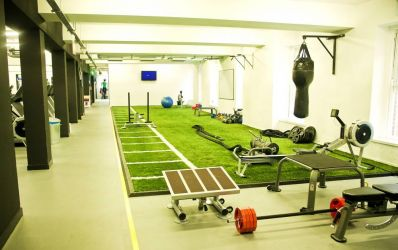 PST Sport Synthetic Grass for Gym Image 18