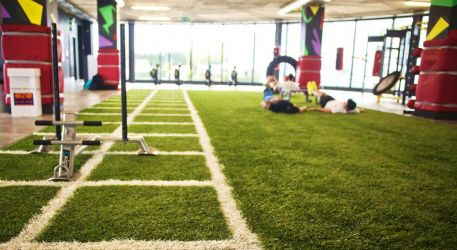 PST Sport Synthetic Grass for Gyms Image4