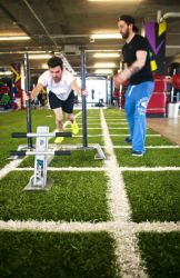 PST Sport Synthetic Grass for Gyms Image5