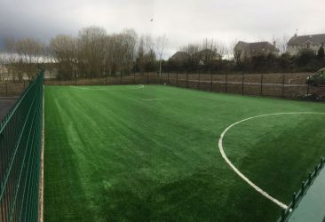 Artificial Grass Pitch at Gaelscoil de hÍde Fermoy