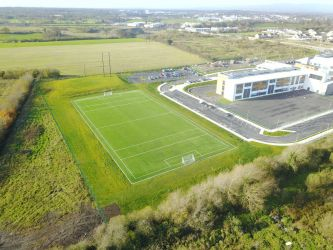 Portlaoise Schools Artificial Grass Pitch