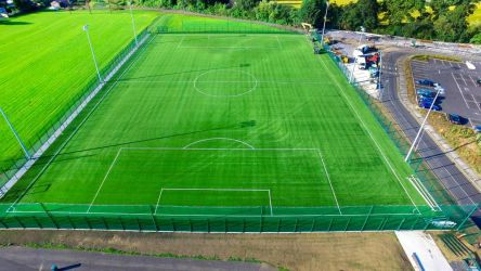 St Kevins Boys FC Artificial Grass Pitch